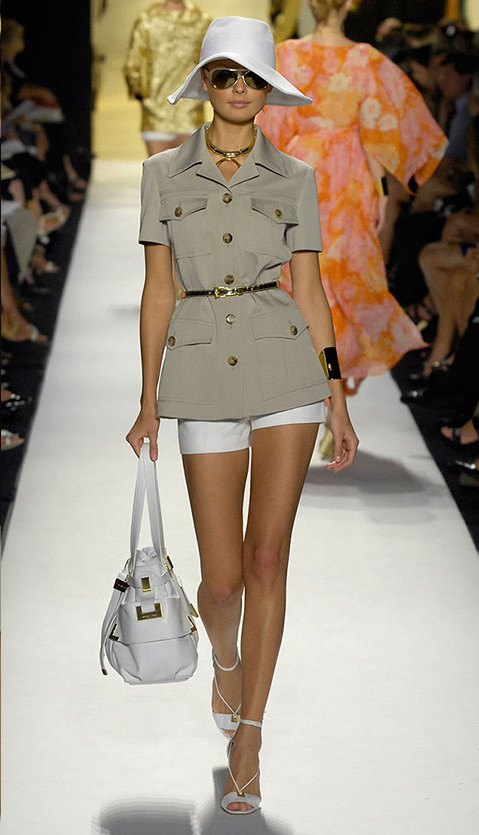 Michael Kors safari new