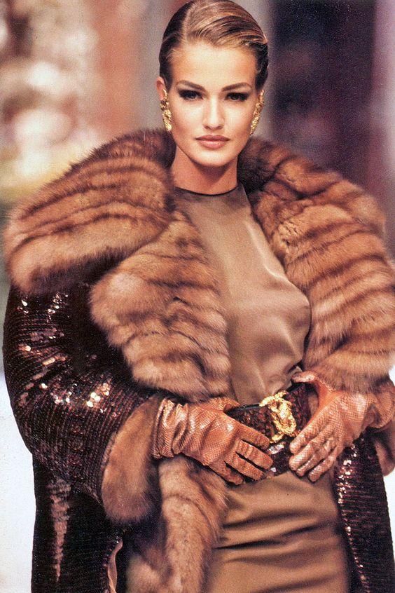 Dior Haute Couture fw 1991