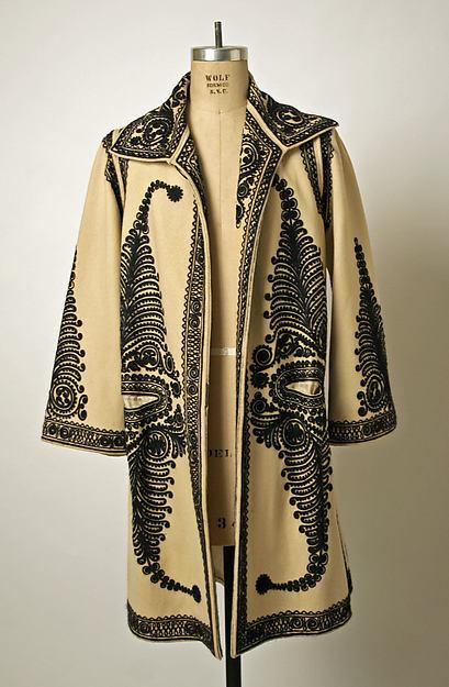 MET Romanian Coat