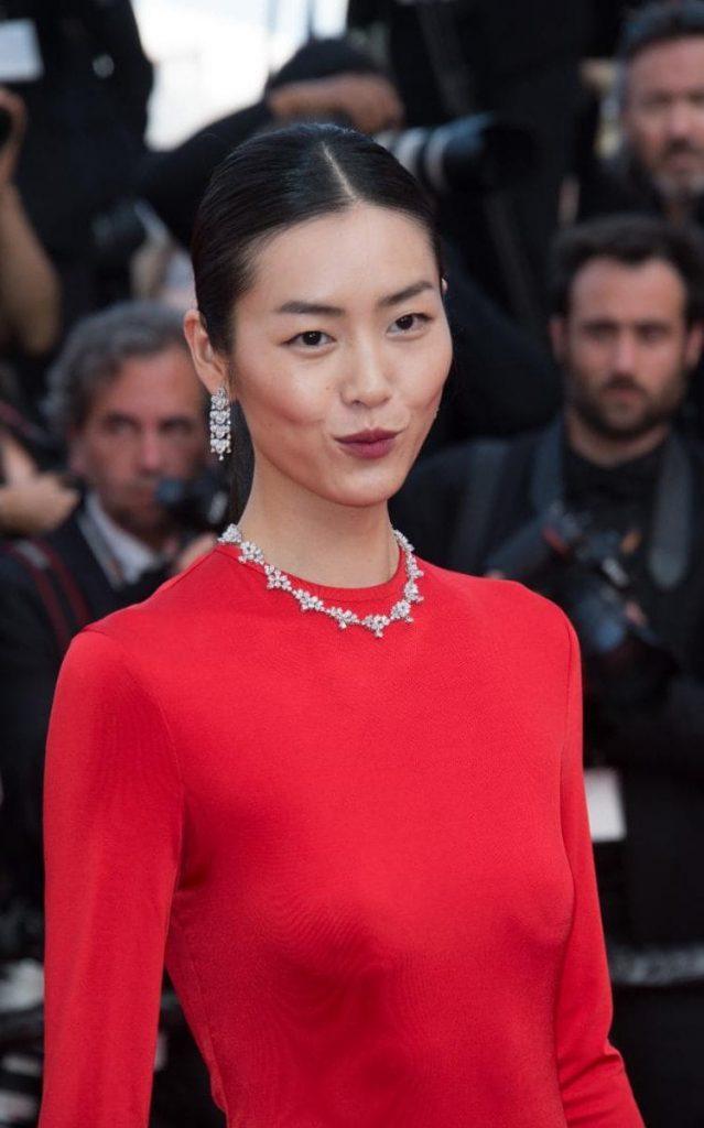 Liu Wen Chopard Cannes 2017
