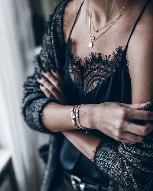 lingerie and knit