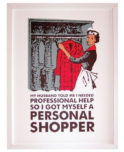 Luiza Olteanu personal shopper