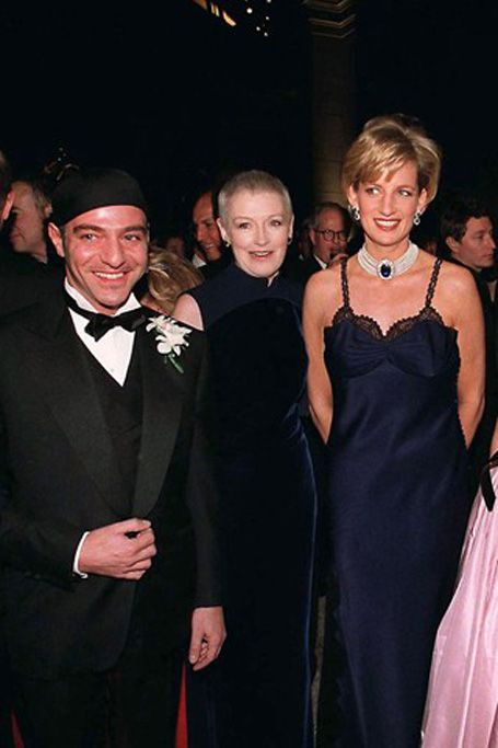 Lady Diana and Galliano