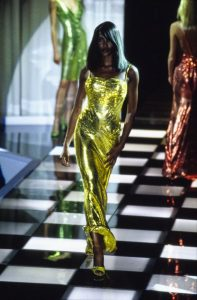 Versace Spring Summer 1996